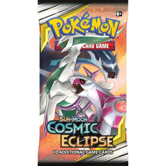 PRE-ORDER Sun & Moon Cosmic Eclipse - Blister / Booster
