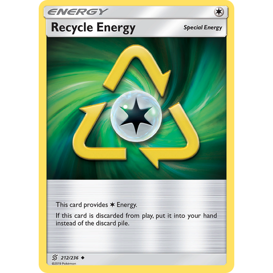 4 X Recycle Energy (212/236) Unified Minds